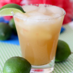 honey grapefruit margarita
