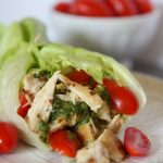 Chicken Pesto Wrap