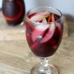 cherry spice sangria