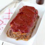easy paleo meatloaf