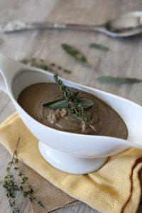 paleo chicken liver gravy thanksgiving