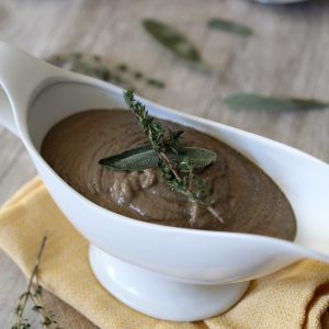 paleo chicken liver gravy thanksgiving