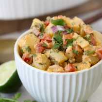Paleo Friendly Chipotle Potato Salad