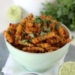 Chipotle Lime Butternut Squash