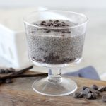 Chocolate Chip Chia Pudding