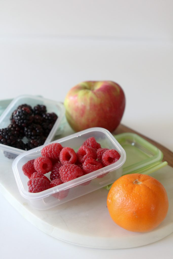 An easy-to-follow template for how I pack healthy and manageable school lunches for my kiddos. Paleo and gluten-free options included.