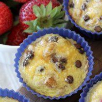 Banana Egg Muffins