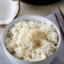 How to make Coconut Rice in an Instant Pot