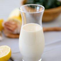Lemon Tahini Dressing – Dairy-free & Refined Sugar-free
